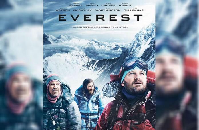 Everest เอเวอเรสต์ ไต่ฟ้าท้านรก