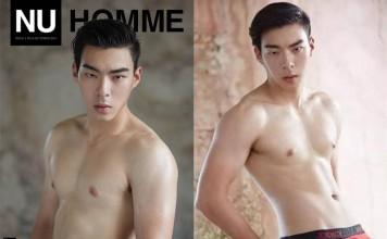 เบสท์ lovesick Nu HOMME Magazine