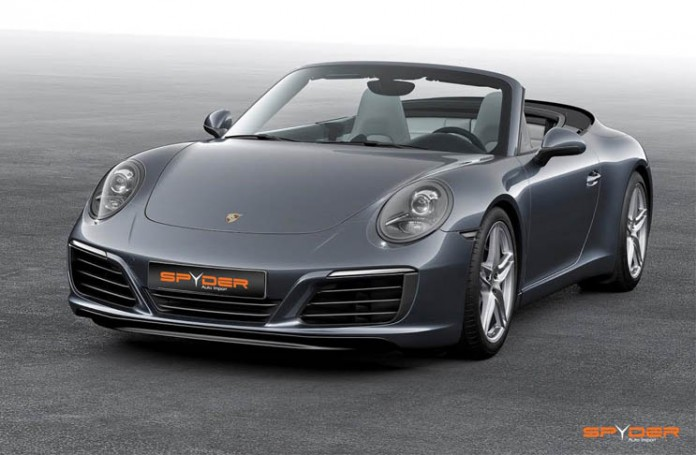Porsche The New Carrera 911