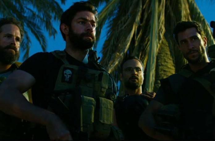 13 Hours The Secret Soldiers of Benghazi : 13 ชม. ทหารลับแห่งเบนกาซี