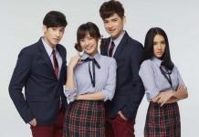 เผยโฉม 4 นักแแสดงนำเรื่อง Princess hours versions Thai