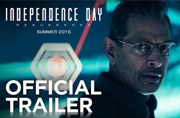 ตัวอย่างล่าสุด INDEPENDENCE DAY : RESURGENCE Official Trailer