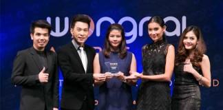 CHILL FM 89 ร่วมมอบรางวัลในงาน Wongnai Awards 2015