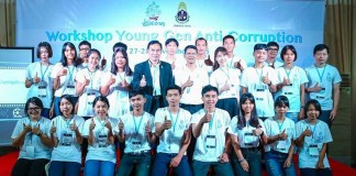 Workshop Young Gen Anti-Corruption