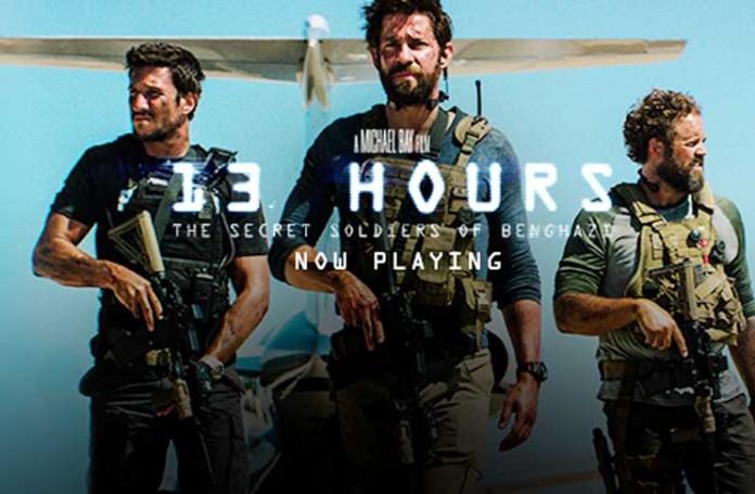13 Hours 13 ชม ทหารลับแห่งเบนกาซี