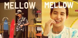 เจมส์ จิรายุ ตั้งศรีสุข นิตยสาร MELLOW