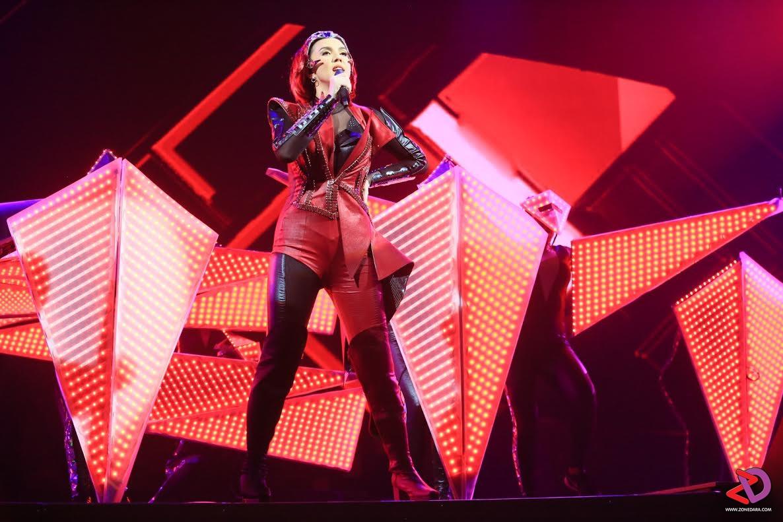คอนเสิร์ต Christina Kingdom