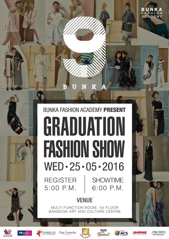 BUNKA 9th Graduation Fashion Show