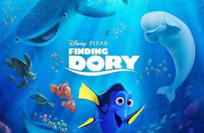 Finding Dory ผจญภัยดอรี่ขี้ลืม