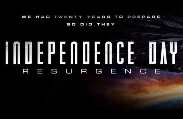 สงครามใหม่วันบดโลก Independence Day 2