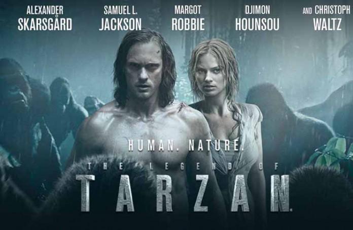 Legend of Tarzan ตำนานแห่งทาร์ซาน