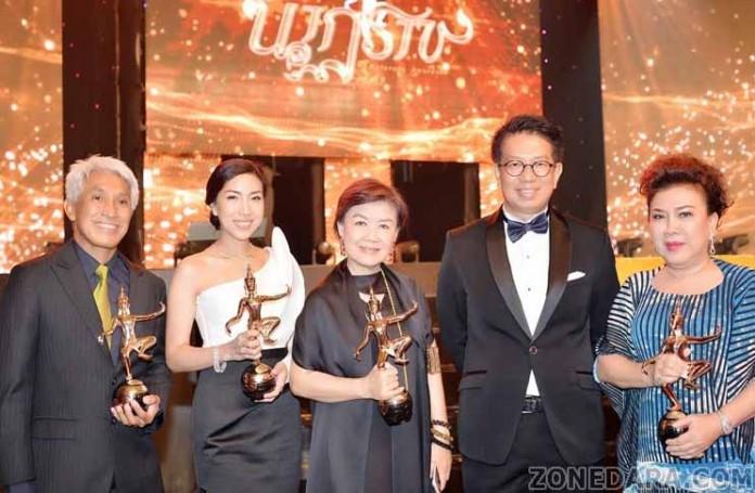 JSL คว้า 3 รางวัล นาฏราช ครั้งที่ 7