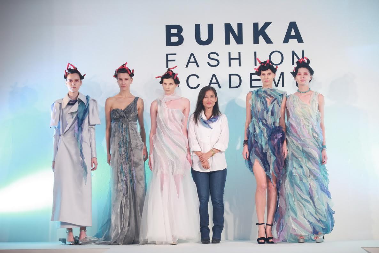 BUNKA 9th Graduation Fashion Show