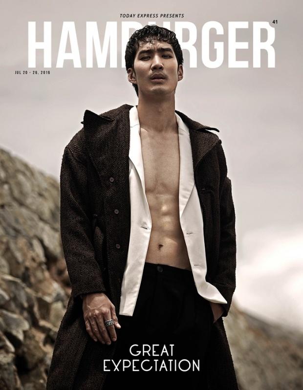 เดี่ยว สุริยนต์ อรุณวัฒนกูล นิตยสาร HAMBURGER ฉบับที่ 41