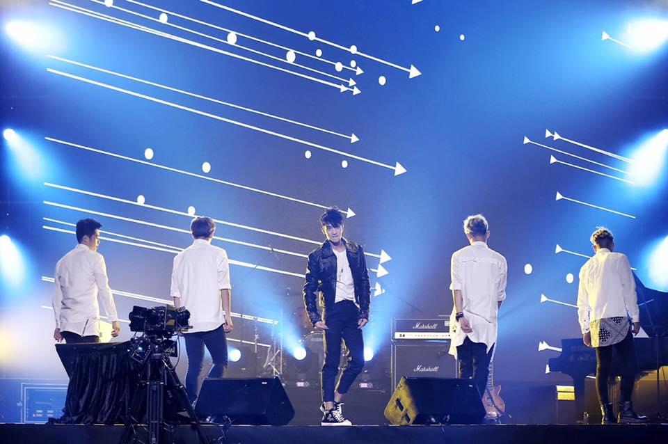 Timmy Xu First Light Asia Tour 2016