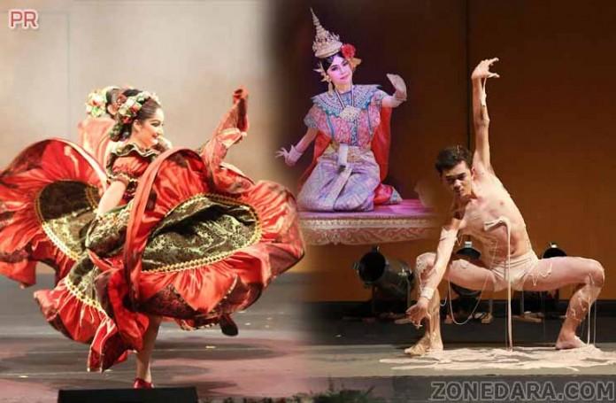 มหกรรมศิลปะการแสดงภูมิภาคอาเซียน ครั้งที่ 6