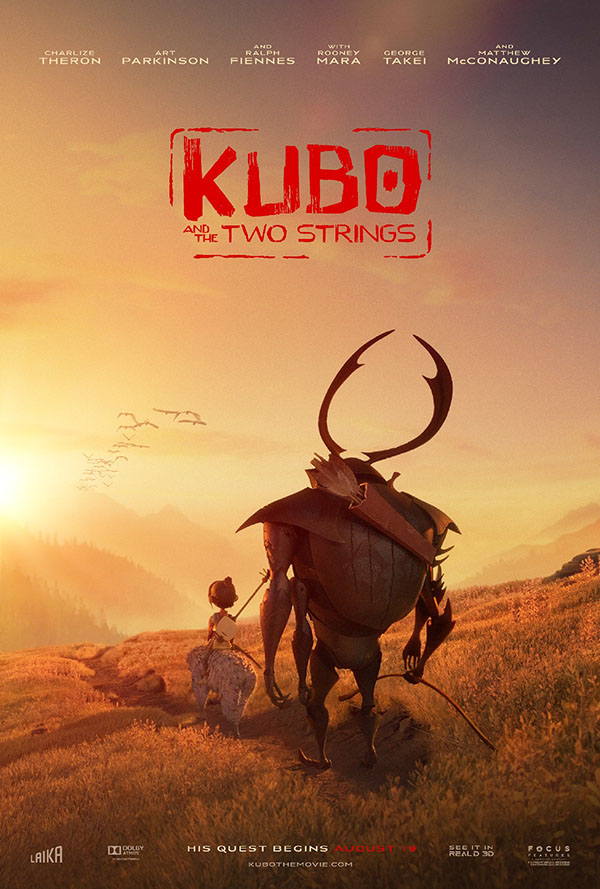 Kubo and the Two Strings คูโบ้ และพิณมหัศจรรย์