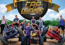 สงครามซิ่งรถคนดัง – Celebrity Car Wars