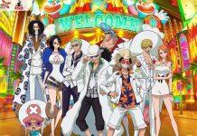One Piece Film Gold วัน พีช ฟิล์ม โกลด์