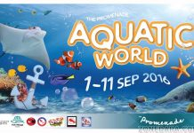 Aquatic world 2016