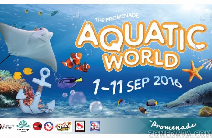Aquatic world 2016