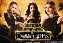 Cover night plus : The Drama Queens