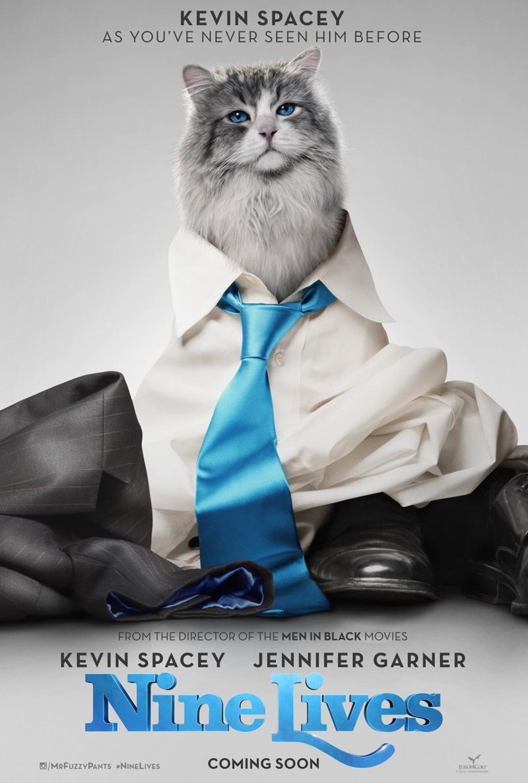 แมวเก้าชีวิต เพี้ยนสุดโลก