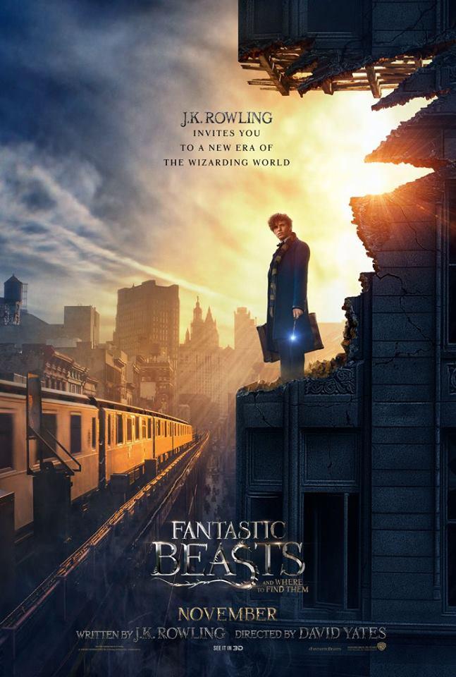 Fantastic Beasts สัตว์มหัศจรรย์ และ ถิ่นที่อยู่