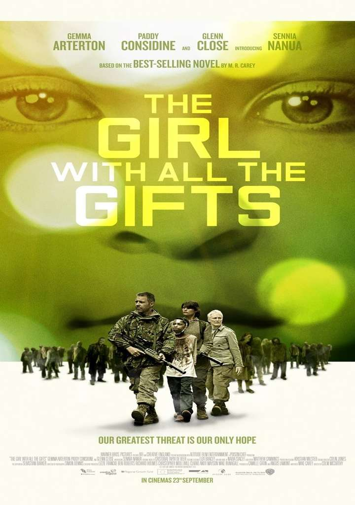 The girl with all the gifts เชื้อนรกล้างซอมบี้