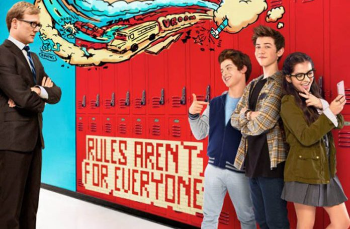 Middle School โจ๋แสบแหกกฏเกรียน