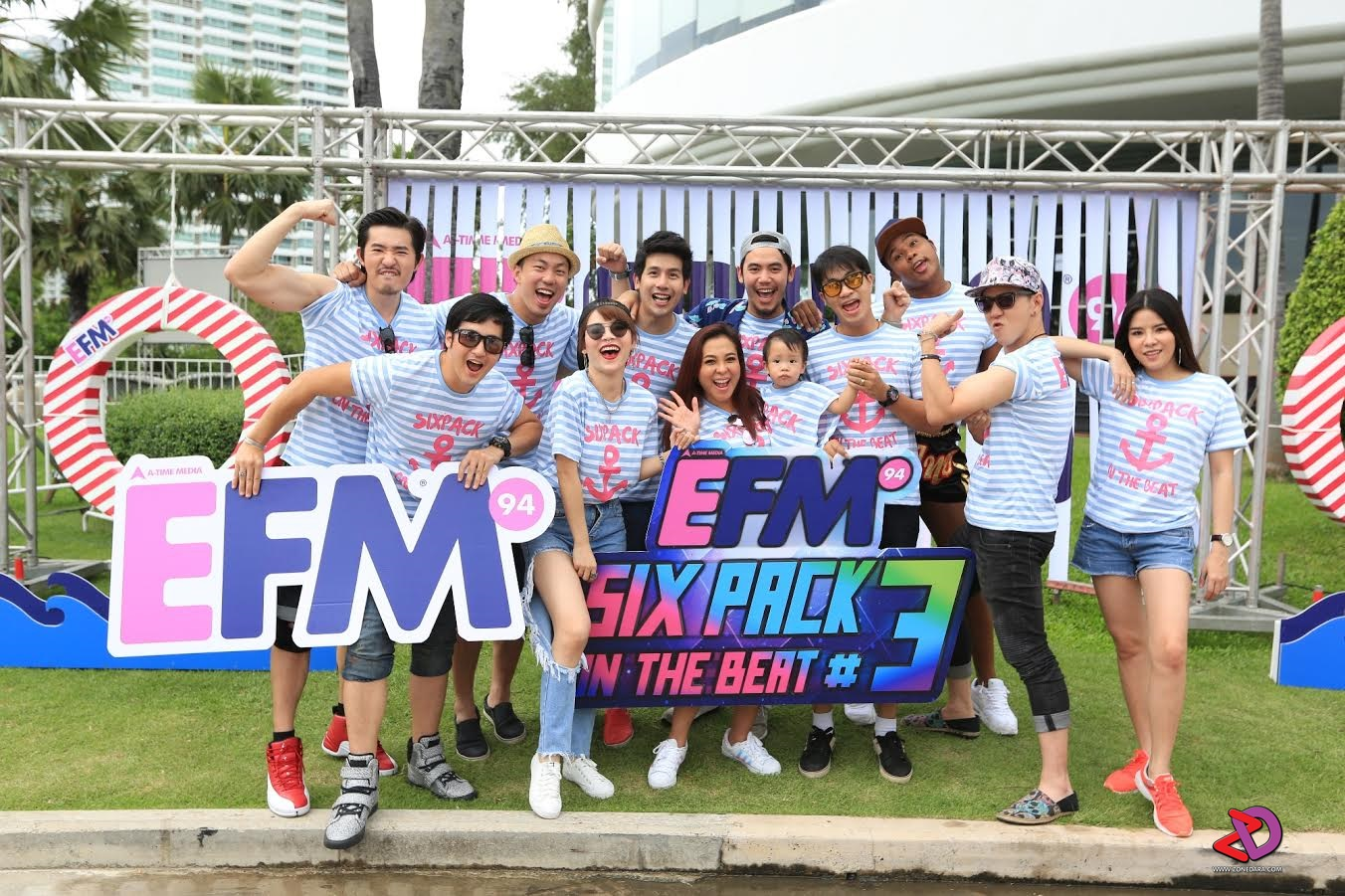 EFM Six Pack on The Beat 3