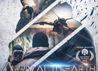 ตัวอย่าง ภาพยนตร์สั้น พิกัดสีน้ำเงิน Arrival to earth