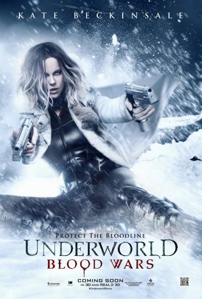 Underworld : Blood Wars มหาสงครามล้างพันธุ์อสูร