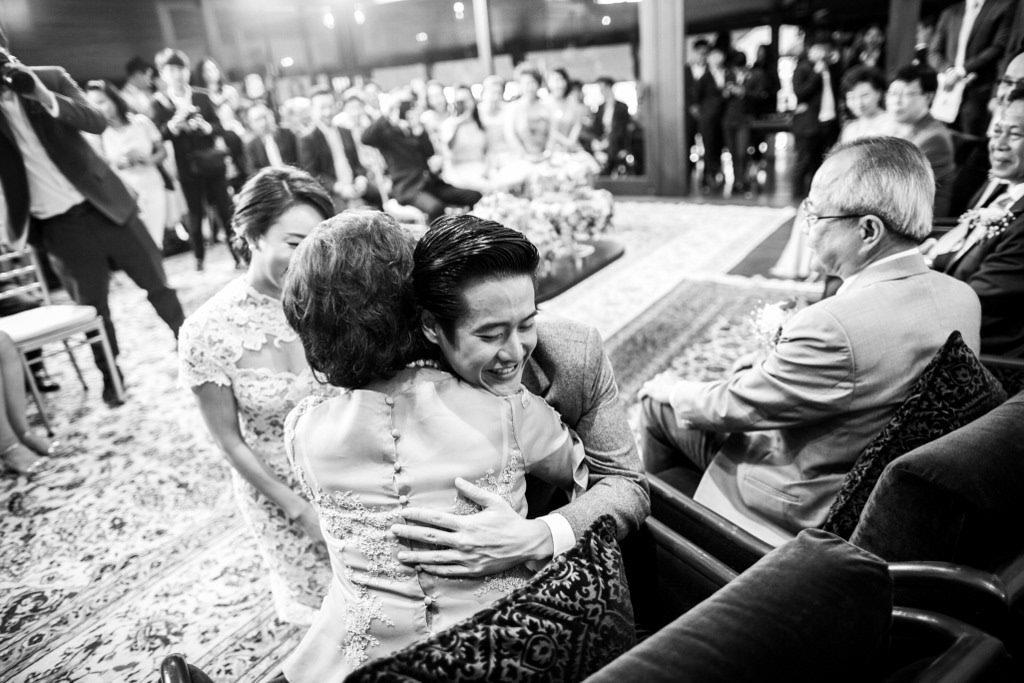 งานแต่ง ดีเจ โบ ธนากร - พิม พิมพ์ภัคชญา