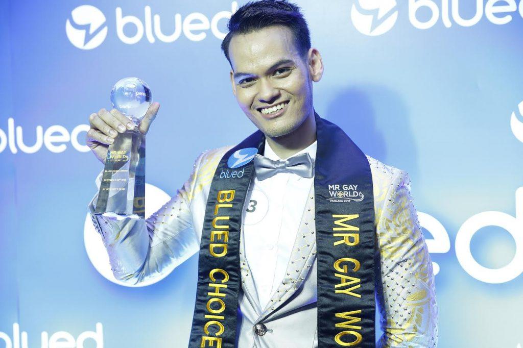 Mr. Gay World Thailand 2017