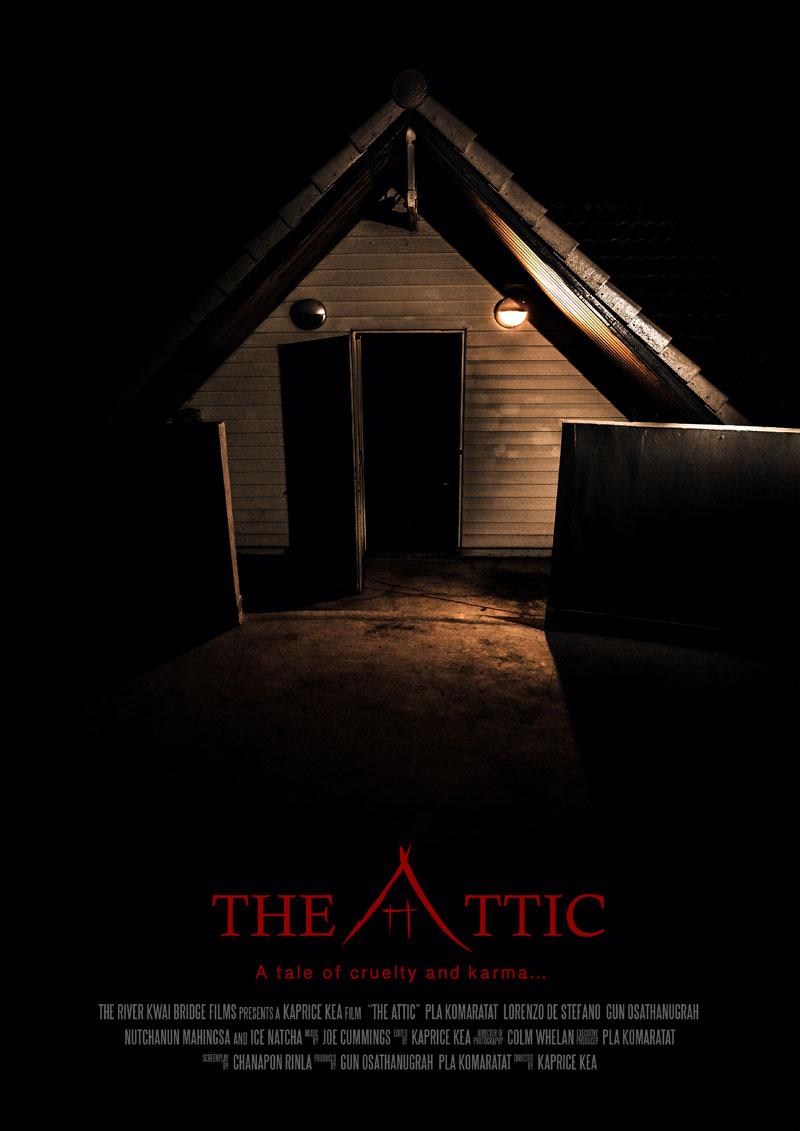 The Attic ห้องใต้หลังคา