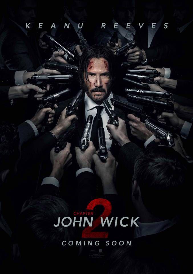 John Wick Chapter Two แรงกว่านรก 2