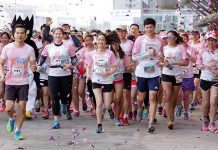 HELLO KITTY RUN BANGKOK 2017