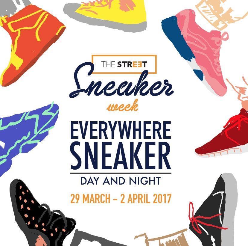 The Street Sneaker Week
