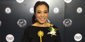 ดีเจ.ดาด้า เข้ารับรางวัลศิลปิน ดาราและสื่อสารมวลชนเพื่อสังคมไทยปลอดบุหรี่