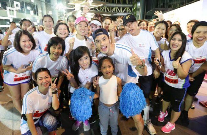 """คอลเกต โททอลจัดกิจกรรม """"Colgate Total Health Mini Marathon ครั้งที่ 3"""" ส่งเสริมคนไทยมี สุขภาพช่องปากที่ดี ร่างกายแข็งแรง"""