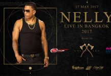 Nelly Live In Bangkok 2017