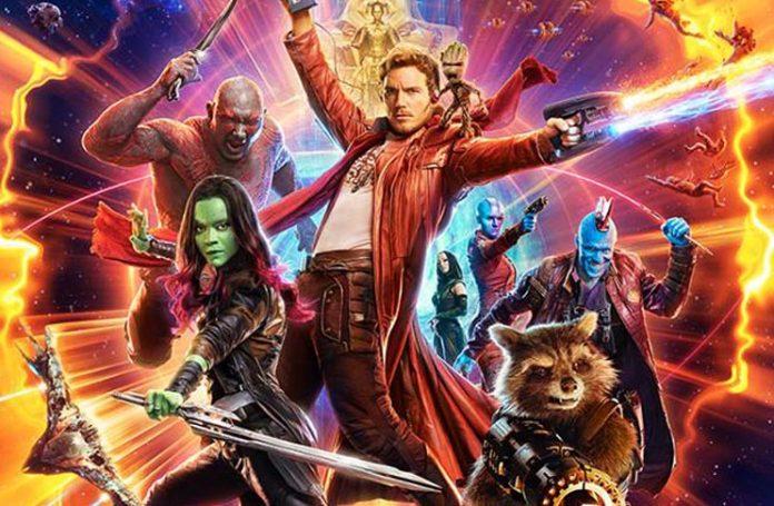 Guardians Galaxy 2 รวมพันธุ์นักสู้พิทักษ์จักรวาล 2