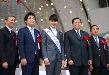 เจมส์ จิรายุ ปลื้ม ได้รับเลือกเป็นทูตสันถวไมตรี 130 ปี ความสัมพันธ์ทางการทูตไทย-ญี่ปุ่น