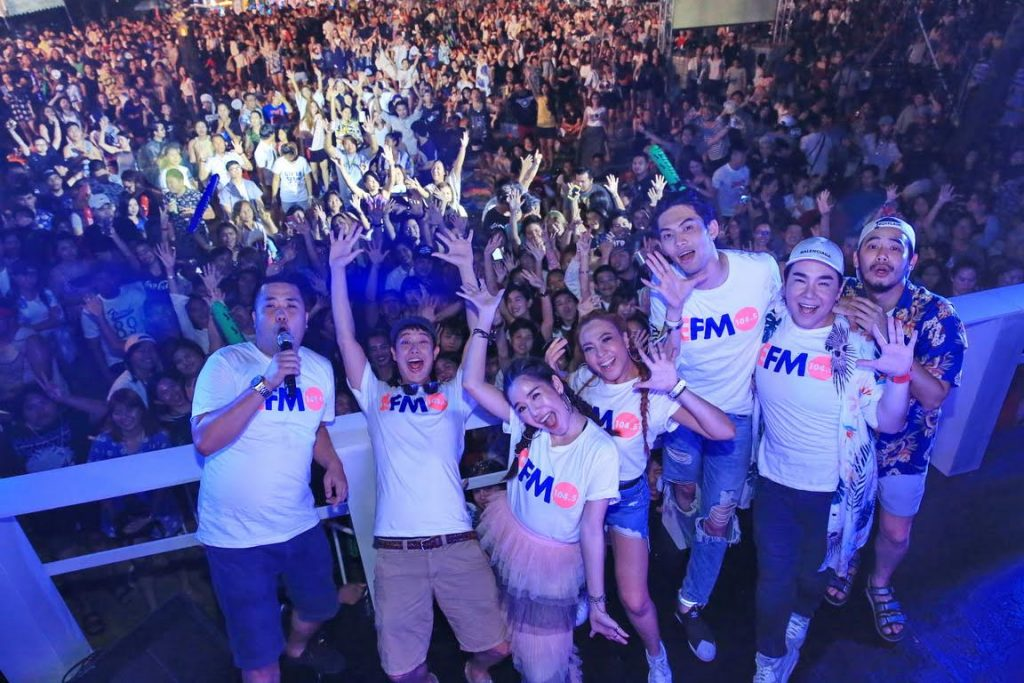 EFM Six Pack on The Beat 4