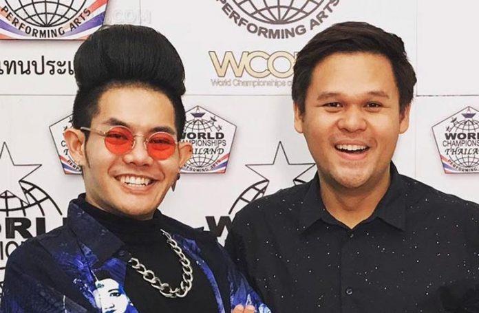 เก่ง ธชย – ครูพิช ชวนคนไทย ร่วมด้วยช่วยกันส่งแรงเชียร์ ตัวแทนประเทศไทย แข่งขัน