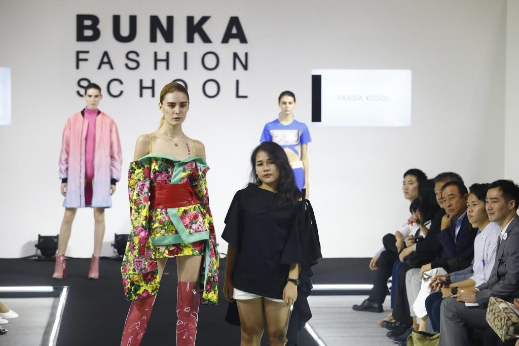 BUNKA 10th Graduation Fashion Show