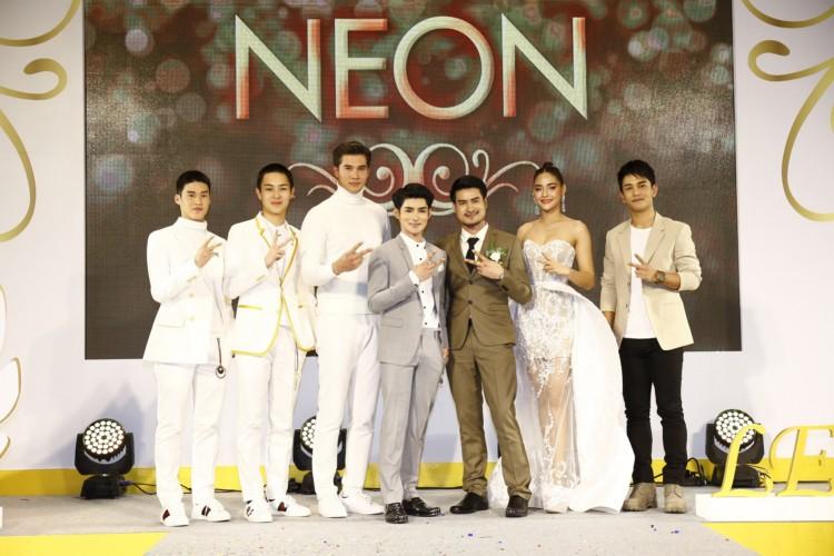 NEON WHITE THAILAND 2nd ANNIVERSARY