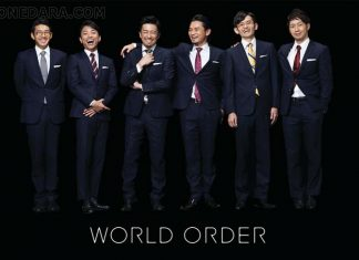 WORLD ORDER กลับมาระเบิดความมันส์ให้เวทีลุกเป็นไฟ! ใน JAPAN EXPO IN THAILAND 2017