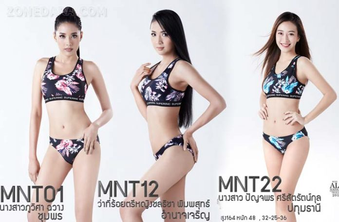 Miss All Nations Thailand 2017